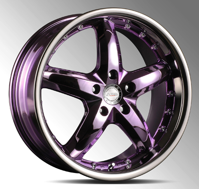 Chrome Color Finish H 303 Alloy Wheels Rims Alloy Wheels