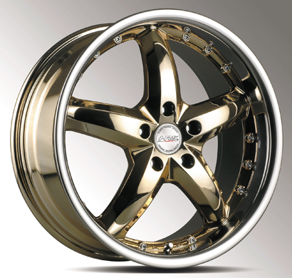 Chrome Color Finish H 303 Alloy Wheels Rims Alloy Wheels