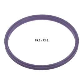 Hub Rings 79.5 - 72.6 mm