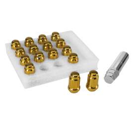 M12x1.25 GOLD NUTS 34.5